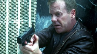 Jack Bauer in the 24 Season 8 premiere episode
