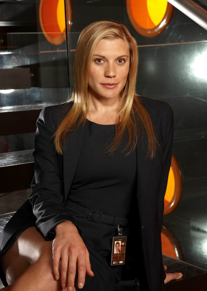 Katee Sackhoff as Dana Walsh in a 24 Season 8 Promotional Photo - 01