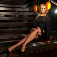 Katee Sackhoff as Dana Walsh in a 24 Season 8 Promotional Photo - 02