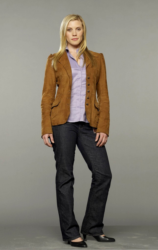 Katee Sackhoff as Dana Walsh in a 24 Season 8 Promotional Photo - 03
