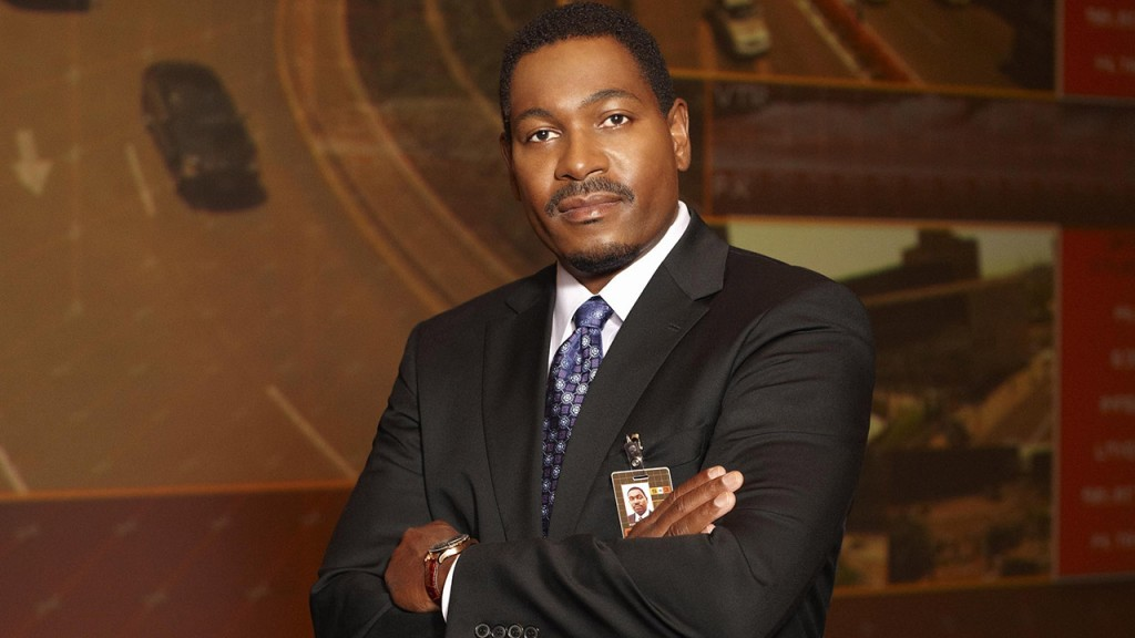 Mykelti Williamson as Brian Hastings in 24 Season 8
