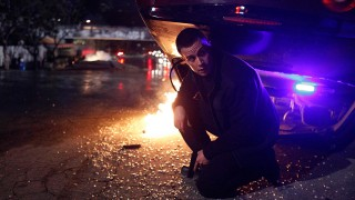 Freddie Prinze Jr. as CTU Agent Cole Ortiz in 24 Season 8 Episode 4