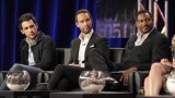 John Boyd Chris Chris Diamantopoulos Mykelti Williamson TCA 2010