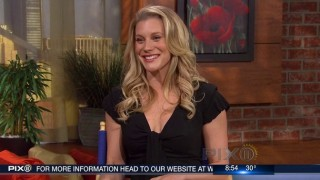 Katee Sackhoff on CW Morning News