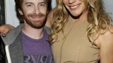 Katee Sackhoff Seth Green TCA 2010 Party