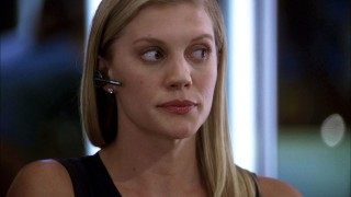 Katee Sackhoff as Dana Walsh in 24 Season 8 Episode 2