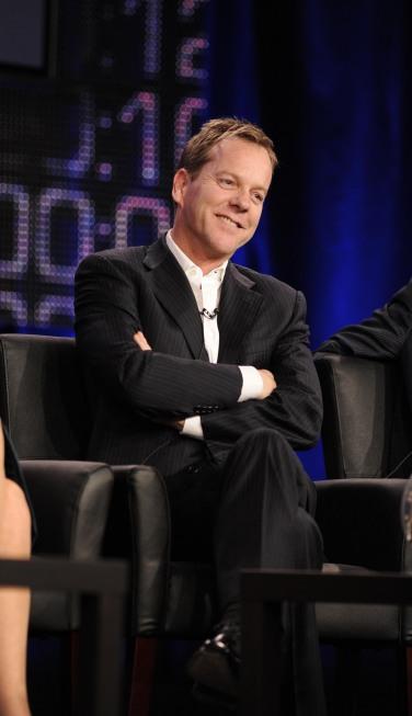 Kiefer Sutherland 2 - TCA 2010