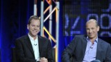 Kiefer Sutherland Howard Gordon TCA 2010