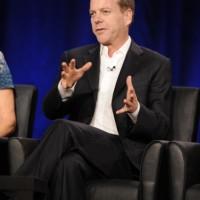 Kiefer Sutherland TCA 2010