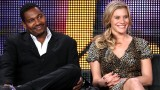 Mykelti Williamson Katee Sackhoff HR