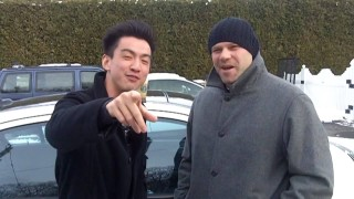 Johnny Wu and Domenick Lombardozzi promote 24