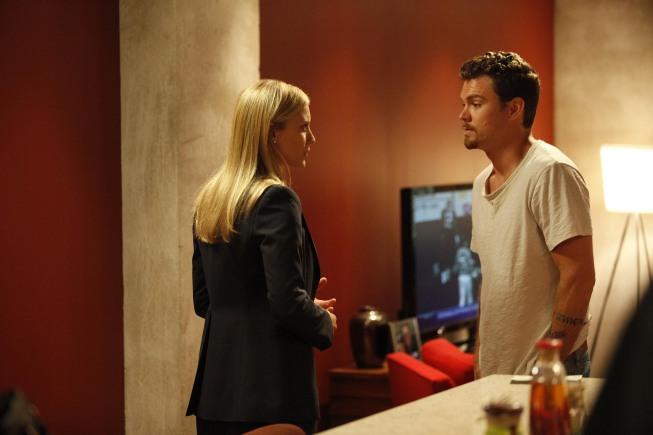 Dana Walsh and Kevin Wade 24 Season 8 episode 5