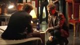 Jack Bauer questions Sergei Bazhaev 24 Season 8 Episode 9