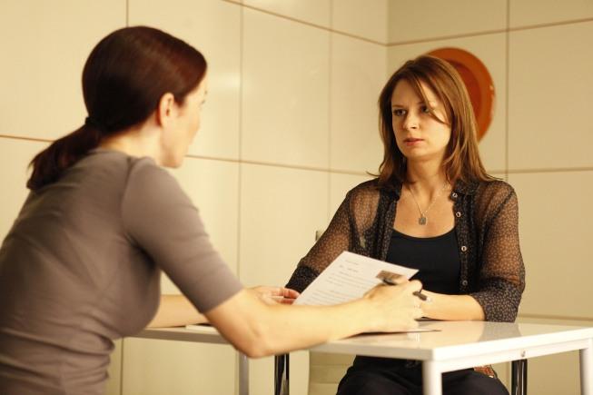 Renee Walker and Chloe O'Brian 24 Season 8 Episode 9