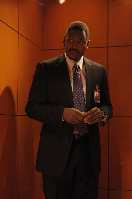 Mykelti Williamson as Brian Hastings 24 Season 8 Episode 9