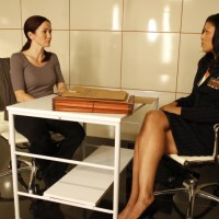 Renee Walker and Merle Dandridge as Kristin Smith 24