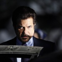 Anil Kapoor as President Omar Hassan
