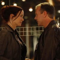 Renee Walker and Jack Bauer 24 Season 8 Episode 4