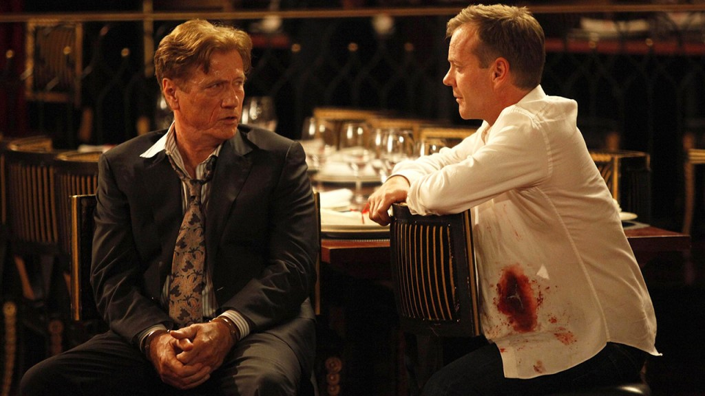 Jack Bauer captures Bazhaev in 24 Season 8 Episode 8