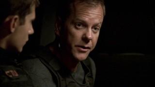 Jack Bauer leads a CTU team in 24 Season 8 Episode 10