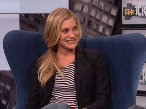 Katee Sackhoff on Attack of the Show