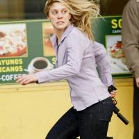 Katee Sackhoff as Dana Walsh in 24 Season 8