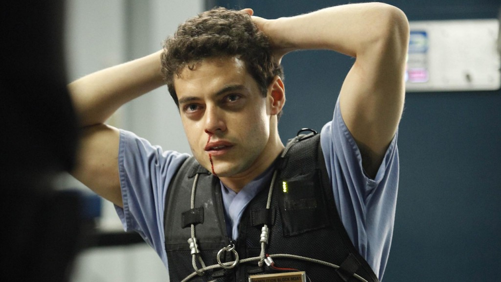 Rami Malek as Marcos Al-Zacar in 24 Season 8 Episode 11