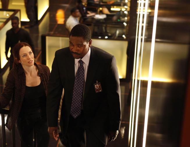 Renee Walker and Brian Hastings 24 Season 8 Episode 8