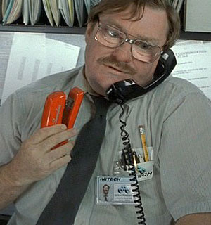 Stephen Root as Milton