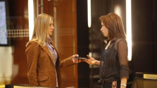 Mary Lynn Rajskub and Katee Sackhoff in 24 Season 8 Episode 11