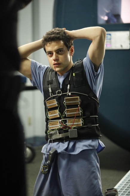 Rami Malek as Marcos in 24 Season 8 Episode 11