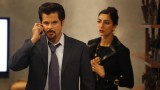 Omar and Dalia Hassan (Anil Kapoor and Necar Zadegan)