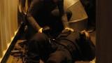 Jack Bauer helps an injured CTU field operative