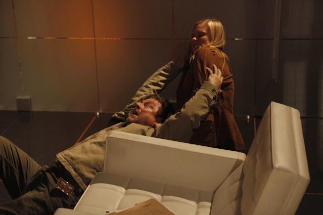 Dana Walsh strangles Bill Prady 24 Season 8