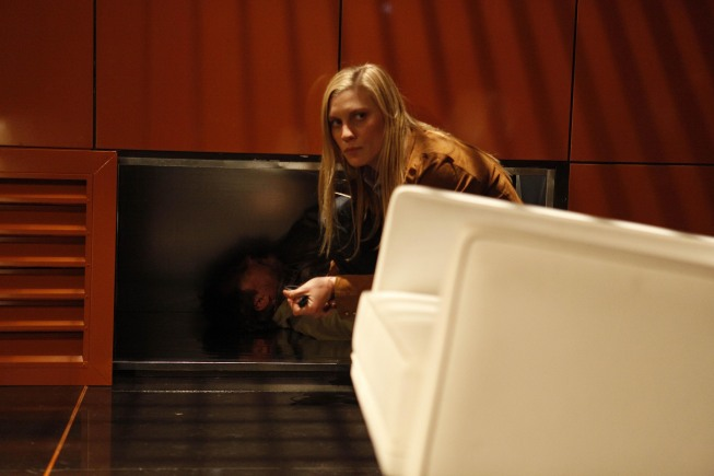 Dana Walsh covers her tracks in CTU
