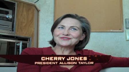 Cherry Jones 24 Set Interview