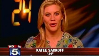 Katee Sackhoff Interview on Good Day NY - March 2010
