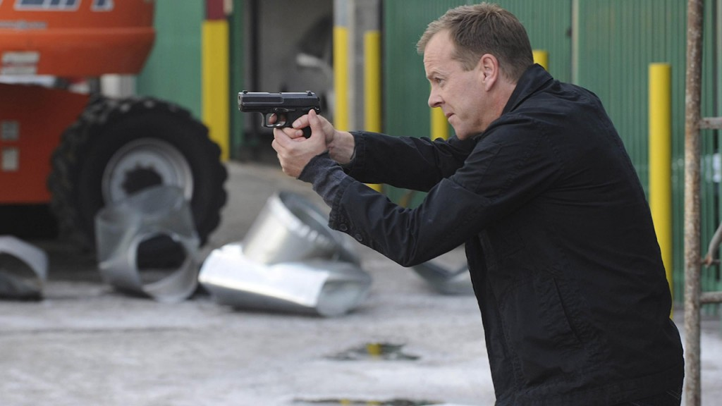 Jack Bauer Season 8 24 Season 8 Episodes 1...