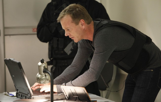 Jack Bauer Season 8 JackBauer Computer 24 ...