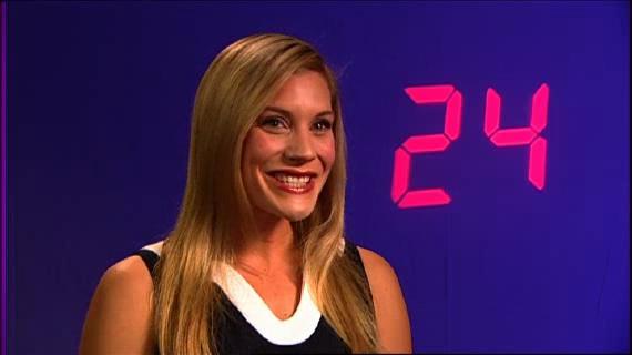 Katee Sackhoff Interview on Sky - 2010