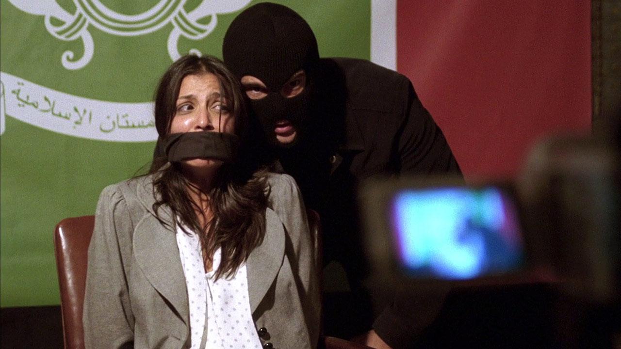 kayla hassan held hostage in 24 season 8 episode 12   24