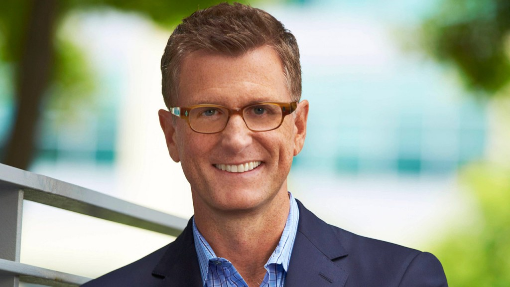 FOX executive Kevin Reilly