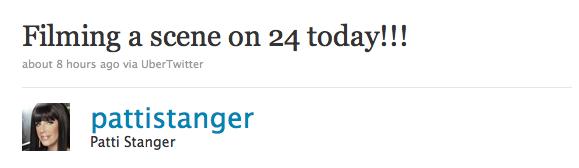 Patti Stanger Tweet