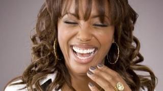 Aisha Tyler Laughing