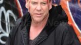 Kiefer Sutherland 24 Series Finale Set Pictures