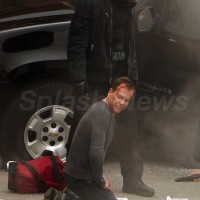 Kiefer Sutherland 24 series finale set pictures