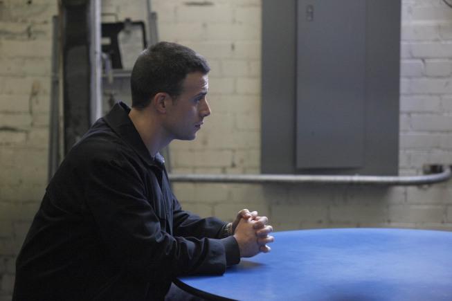 Cole Ortiz listens to Jack 24 Season 8 Episode 19