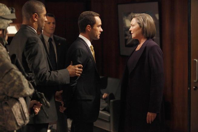 Rob Weiss President Allison Taylor 24 Season 8 Episode 15