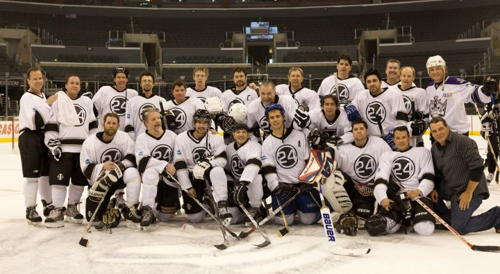 24 vs House Hockey Game - 01