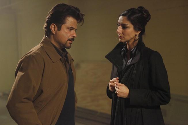 Omar Hassan and Dalia Hassan 24 Season 8 Episode 15